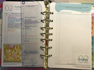 Having a process that you use when planning your goals and your days is the best way to keep yourself going in the right direction. We cover it all from unpacking your planner to maintaining your daily task list and tracking your goals.