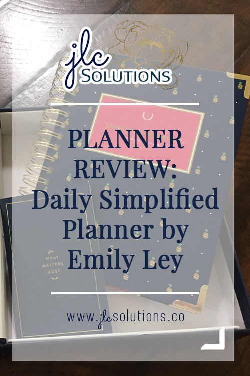 image about Simplified Planner Emily Ley identify Planner Evaluate: Simplified Planner by means of Emily Ley - jlc Services