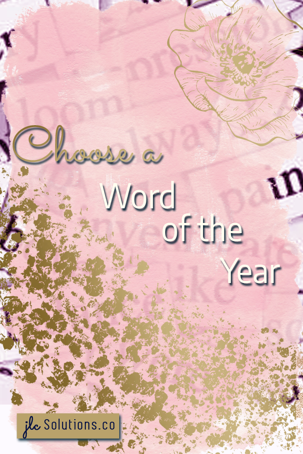 """A word of the year is a word that you intentionally choose to represent their life them for the next year. What's your """"Word of the Year"""" for 2019? If you haven't chosen a word yet, don't stress. Check out my most recent post for help in identifying your word. The chosen word should be a reminder of what you are striving for in your life and/or business for the upcoming year. You want your word of the year to challenge you to strive towards personal growth as well."""