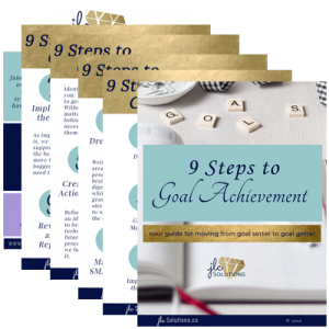 photo of 9 Steps to Goal Achievement Opt-In