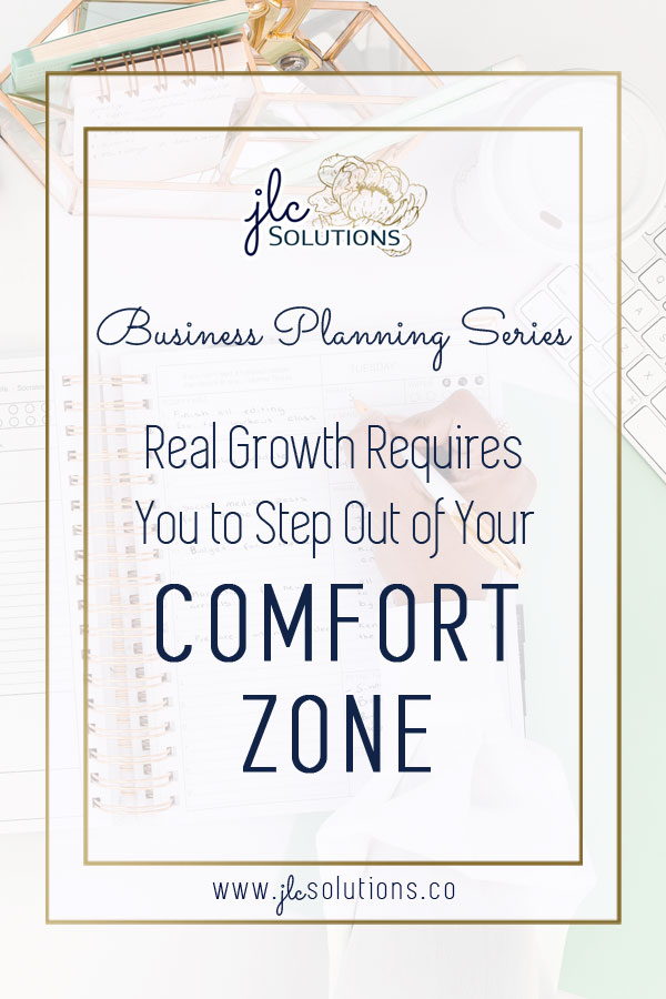 Real Growth Requires You to Step Out of Your Comfort Zone