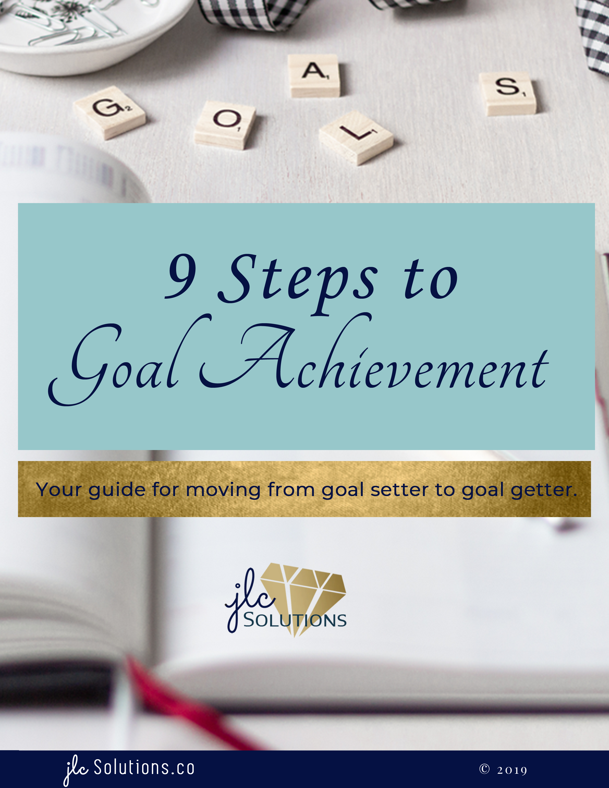 Cover of 9 Steps to Goal Achievement