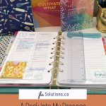 Setting Up Your Planner - www.jlcsolutions.co
