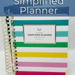 Review of the Signature Simplified Daily Planner by Emily Ley.