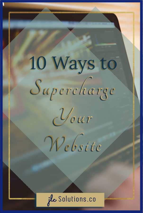 Is your website ready for the new year? Can it handle the increased traffic you are going to generate in the next 12 months? Will your visitors easily find what they want and what you offer? We have created a list of 10 steps you can take to ensure your site is running at top efficiency, offering your visitors a streamlined and compelling experience.