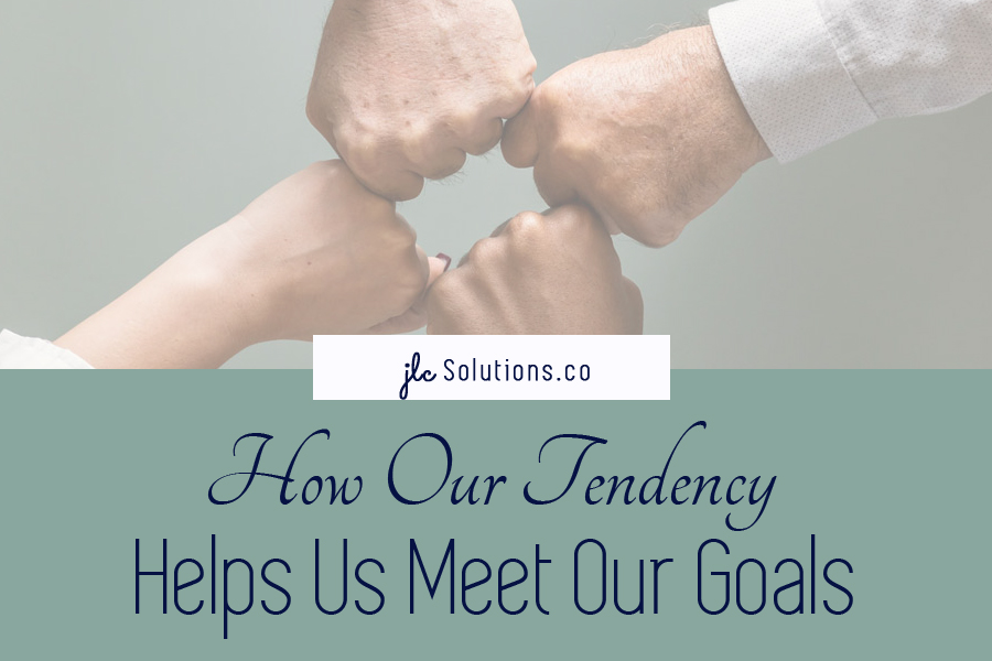 Do you ever wonder why you're having trouble reaching a specific goal you've set? Sometimes the answer doesn't have anything to do with us. It's also about how the people around you interact with your goals! In addition, how you feel about accountability partners, public declarations, and everything in between is determined by your tendency