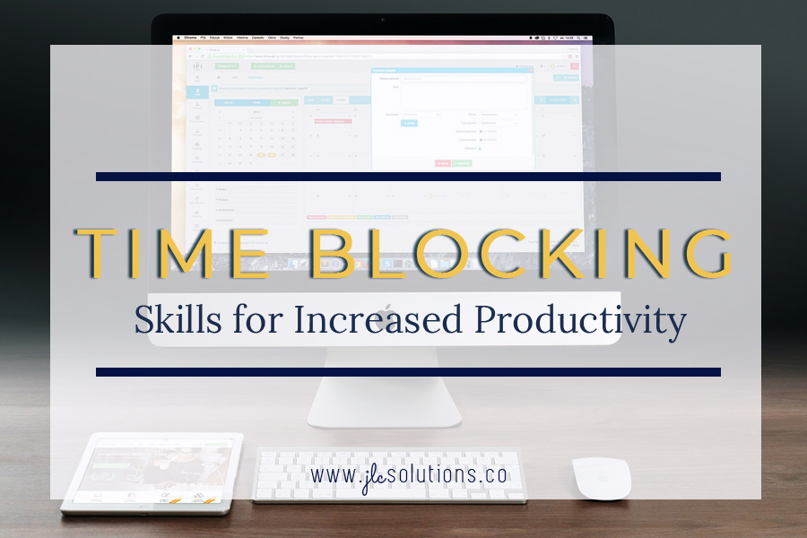 Time Blocking Skills for Increased Productivity