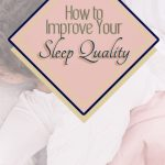 Improving your sleep quality increases your bottom line. If our mind & body are properly rested our focus & creativity improve greatly during waking hours. In turn, the amount of work we get done & the quality of our work increases.