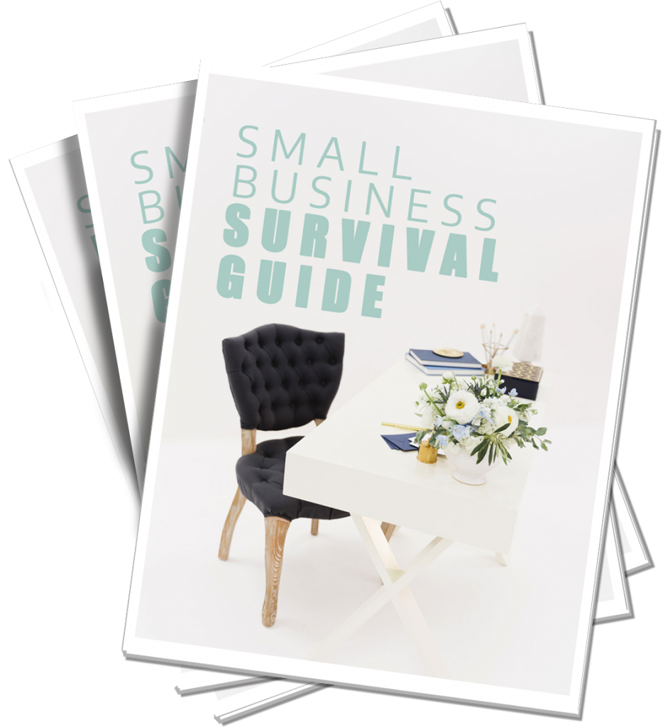 Small Business Survival Guide - www.jlcsolutions.co